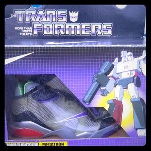 Transformers nike zoom flight *Rare*
